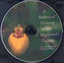 Book Cover Image. Title: DVD: Botanical History of the Highlands Plateau, Author: Randolph P. Shaffner