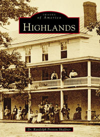 Book Cover Image. Title: Highlands, Author: Randolph P. Shaffner